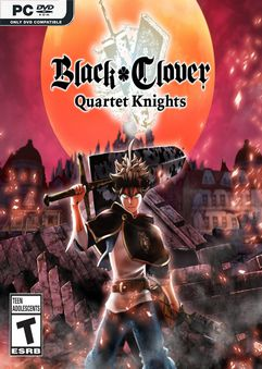 Download Black Clover Quartet Knights Incl Update 4