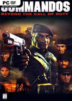 Download Commandos Beyond The Call Of Duty v1.1
