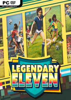 Legendary Eleven Epic Football-Early Access