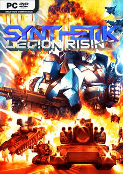 SYNTHETIK Legion Rising-Razor1911